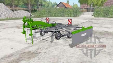 Fendt Former для Farming Simulator 2017