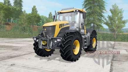 JCB Fastrac 3200-3230 Xtra Michelin tires для Farming Simulator 2017