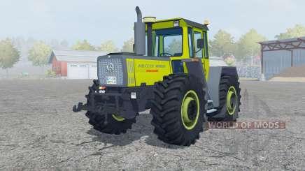 Mercedes-Benz Trac 1800 Inteᶉcooleᶉ для Farming Simulator 2013