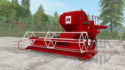 IH McCormick 141 dual front wheels для Farming Simulator 2017