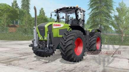 Claas Xerion 3300-3800 Trac VC для Farming Simulator 2017