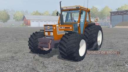 Fiat 100-90 DT Terra tires для Farming Simulator 2013