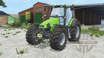 Deutz-Fahr Agrotron 120 MK3 washable для Farming Simulator 2015