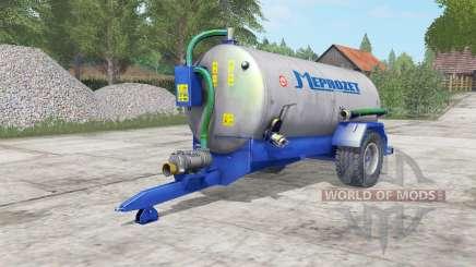 Meprozet PN-90-6 denim для Farming Simulator 2017