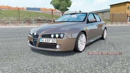 Alfa Romeo 159 (939A) для Euro Truck Simulator 2