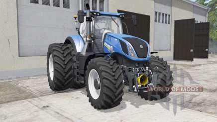 New Holland T7.290&315 для Farming Simulator 2017