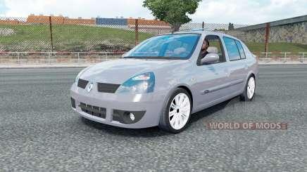 Renault Clio Symbol 2008 для Euro Truck Simulator 2