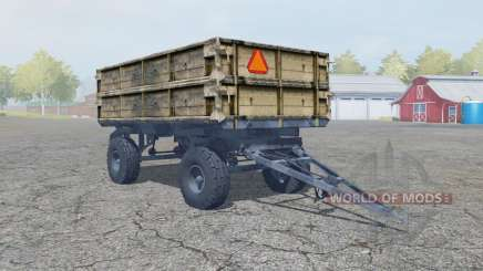 ПТС-6 коричневый окрас для Farming Simulator 2013