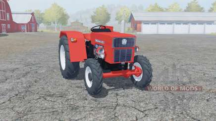 Universal 445 DT manual ignition для Farming Simulator 2013
