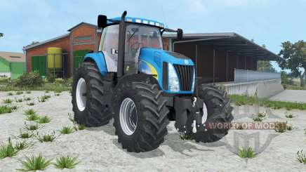 New Holland TG285 для Farming Simulator 2015