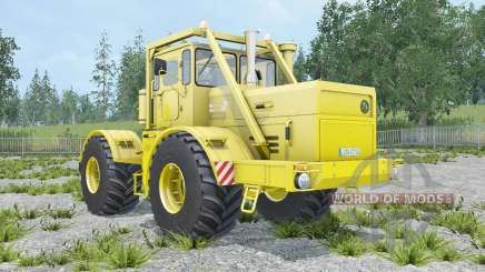 Кировец К-700А дополнительные колёса для Farming Simulator 2015