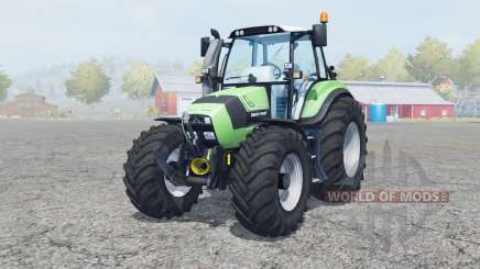 Deutz-Fahr Agrotron TTV 430 conversions interior для Farming Simulator 2013