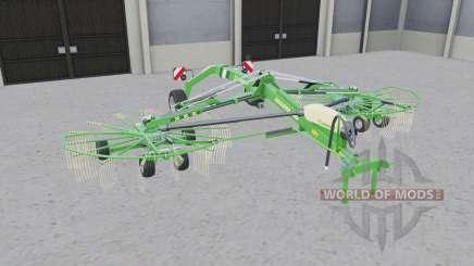 Krone Swadro TC 930 для Farming Simulator 2017