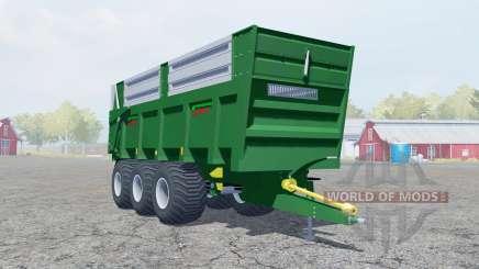 Vaia NL 27 cadmium green для Farming Simulator 2013