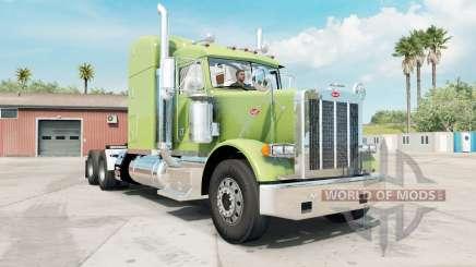 Peterbilt 378 Low Roof Sleeper для American Truck Simulator