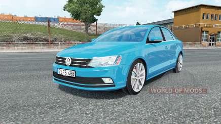 Volkswagen Jetta (Typ 1B) 2015 для Euro Truck Simulator 2