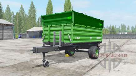 Brantneᶉ E 8041 для Farming Simulator 2017