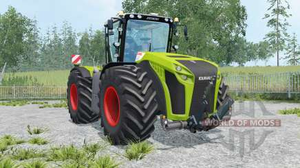 Claas Xerion 5000 Trac VC washable для Farming Simulator 2015