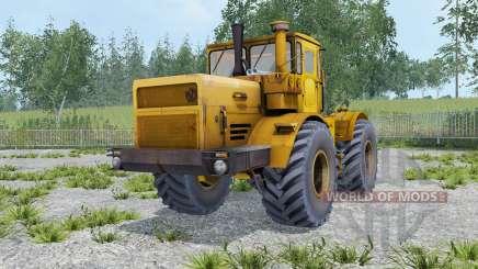 Кировец К-701 оранжевый окрас для Farming Simulator 2015
