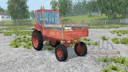 Т-16 светло-красный окрас для Farming Simulator 2015