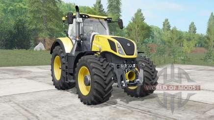 New Holland T7.290&T7.315 для Farming Simulator 2017
