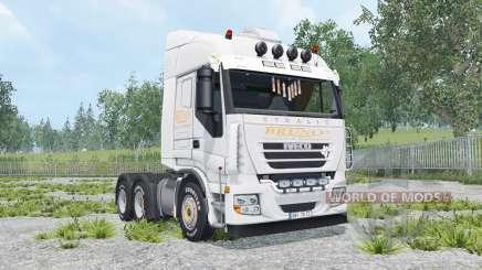Iveco Stralis Bruno для Farming Simulator 2015