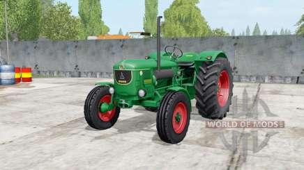 Deutz D 6005 1966 для Farming Simulator 2017