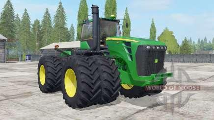 John Deere 9330-9630 для Farming Simulator 2017