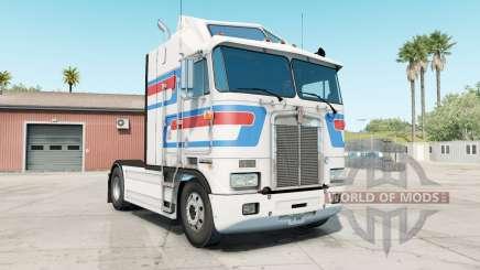 Kenworth K100E Aerodyne для American Truck Simulator