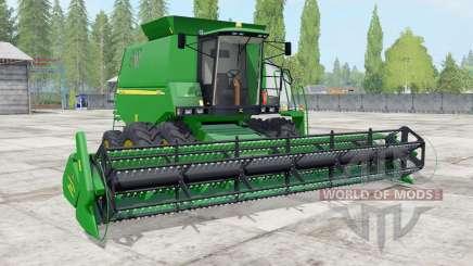 Johɳ Deere 1550 для Farming Simulator 2017