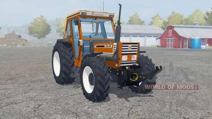Fiat 110-90 DT front loader для Farming Simulator 2013