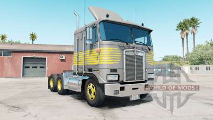 Kenworth K100E v0.9.5 для American Truck Simulator