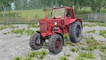 МТЗ-82 Беларус открываются двери для Farming Simulator 2015
