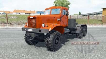 КрАЗ-258 для Euro Truck Simulator 2