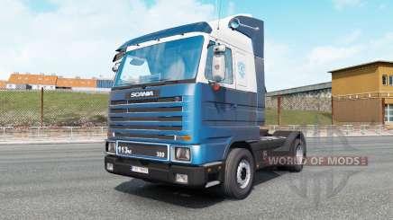 Scania R143M для Euro Truck Simulator 2
