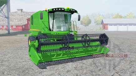 John Deere W540 pantone green для Farming Simulator 2013
