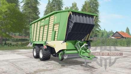 Krone ZX 430 GD fern для Farming Simulator 2017