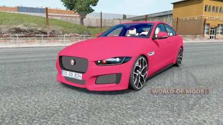 Jaguar XE (X760) 2015 для Euro Truck Simulator 2