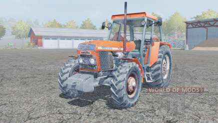 Ursus 1224 manual ignition для Farming Simulator 2013