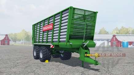 Bergmann HTW 45 для Farming Simulator 2013