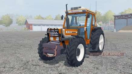 Fiat 90-90 DT front loader для Farming Simulator 2013