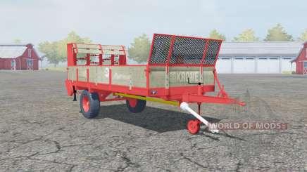 Krone Optimat 2.5 для Farming Simulator 2013
