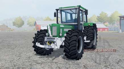 Schluter Super 1500 TVL munsell green для Farming Simulator 2013