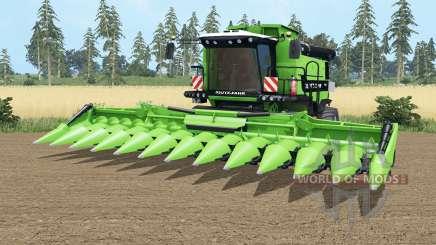 Deutz-Fahr 7545 RTS pastel green для Farming Simulator 2015