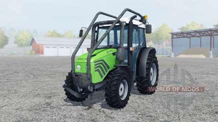 Deutz-Fahr Agroplus 77 Forest Edition для Farming Simulator 2013