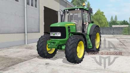John Deere 6000-7000 Premium для Farming Simulator 2017