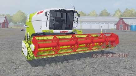 Claas Tucano 440 dual front wheels для Farming Simulator 2013