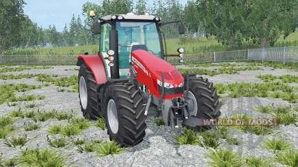 Massey Ferguson 5712 Dyna-VT для Farming Simulator 2015