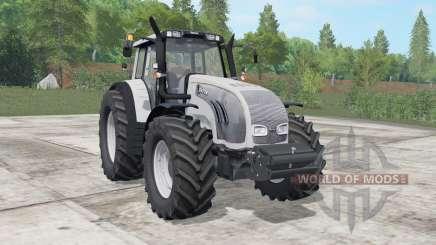 Valtra T163 light gray для Farming Simulator 2017