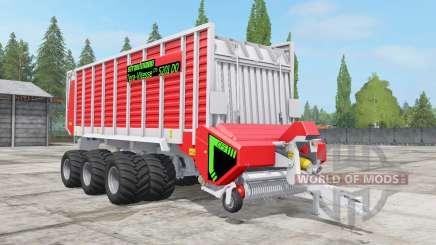 Strautmann Tera-Vitessᶒ CFS 5201 DO для Farming Simulator 2017